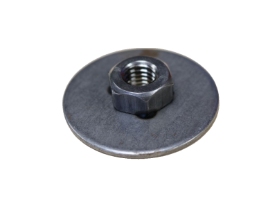 Nut and Washer resistance weld